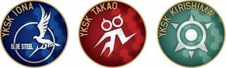 「蒼き鋼のアルペジオ -アルス・ノヴァ-」デザインのメダル