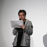 MCを務めたKADOKAWA宣伝プロデューサー・千葉淳