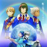 劇場アニメ「KING OF PRISM by PrettyRhythm」ポスタービジュアル