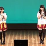 ミニトーク&ライブイベントに登壇する伊藤美来と三澤紗千香