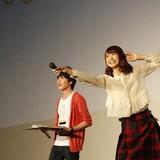 司会を務める田丸篤志(左)、芹澤優(右)
