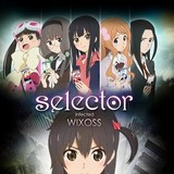 TVアニメ「selector infected WIXOSS」キービジュアル