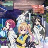 京アニの新作TVアニメ「無彩限のファントム・ワールド」16年1月放送開始