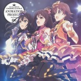CD「THE IDOLM@STER CINDERELLA GIRLS ANIMATION PROJECT 2nd Season 06」ビジュアル