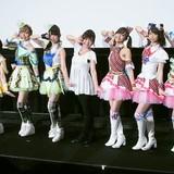 「飛び出すプリパラ み~んなでめざせ!アイドル☆グランプリ」初日舞台挨拶