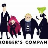 STUDIO UGOKI制作のオリジナル3DCGアニメ「ROBBER'S COMPANY」OP映像が公開