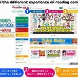 eBookJapanがインドネシア向け電子書店「MangaMon(マンガモン)」をオープン 日本の情報サイトとも協力