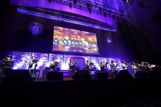 「デュラララ!!×2 結」のアーティストも発表された「デュラララウンジ!! in パシフィコ横浜」の様子