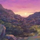 「灰と幻想のグリムガル」森や街などを描いた美術ボードとPV第1弾が公開