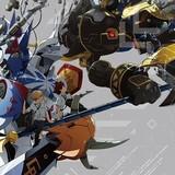 「デジモンアドベンチャー tri. 第1章『再開』」ポスタービジュアル