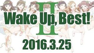 ベストアルバム第2弾「Wake Up, Best! 2」 イメージ画像