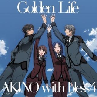 OP主題歌「Golden Life」期間限定リバーシブルジャケット