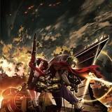「進撃の巨人」荒木哲郎監督によるオリジナルアニメ「甲鉄城のカバネリ」、ノイタミナで4月放送開始