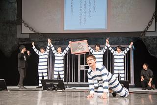 「監獄学園」スペシャルイベントで、神谷浩史、浪川大輔らキャスト陣が客席を大爆笑の渦に