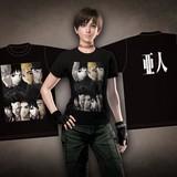 「亜人」とゲーム「バイオハザード0」がコラボ ゲーム内アイテムに「亜人」Tシャツが登場
