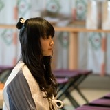 花守ゆみり、東京大神宮で「あんハピ♪」ヒット祈願 おみくじの結果はあえての「吉」