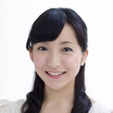 プレミア先行上映会にてMCを務める松澤千晶