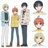 「少年メイド」ED主題歌は、花江夏樹、八代拓、山本和臣による劇中アイドルグループ「有頂天BOYS」が歌う