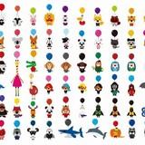 アニメ「ふうせんいぬティニー」の登場キャラクターが70キャラ突破!まだまだ増える