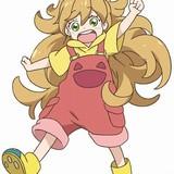犬塚つむぎ(CV:遠藤璃菜)キャラクターデザイン