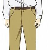 犬塚公平(CV:中村悠一)キャラクターデザイン