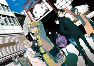 志倉千代丸原作「オカルティック・ナイン」テレビアニメ化決定!16年放送開始