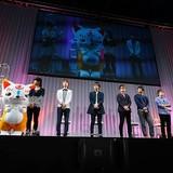 アニメ化発表にどよめいた「刀剣乱舞」ステージ