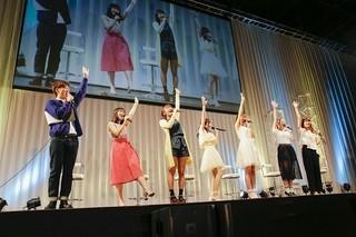 「劇場版 響け!ユーフォニアム」ステージで、櫻井孝宏が全編再収録したことを明かす