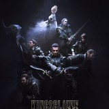 「KINGSGLAIVE FINAL FANTASY XV」キービジュアル