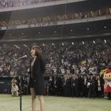 藍井エイル、東京ドームで「君が代」独唱 「いつかここでライブがしたい!」と大望抱く