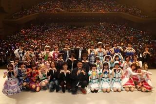 MONACAフェス2016、「アイマス」「アイカツ!」「WUG」「ハナヤマタ」の各グループ豪華共演!