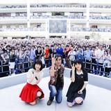 「マクロスΔ」JUNNA&鈴木みのりが主題歌発売記念ライブに登場 ワルキューレ1stアルバムも発売決定
