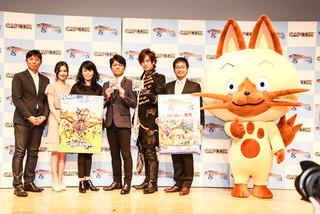 「モンスターハンターストーリーズ RIDE ON」10月から放送開始!