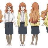 立花夢子(CV:水樹奈々) 美術部顧問の新米教師。教師としてはまだまだ未熟だが成熟したボディを持つ。