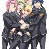 「美男高校地球防衛部LOVE!LOVE!」7月7日深夜スタート 2種類の新キービジュアルも公開