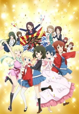 忍やアリスが銀幕に!「きんいろモザイク」新作エピソードが11月12日劇場上映決定