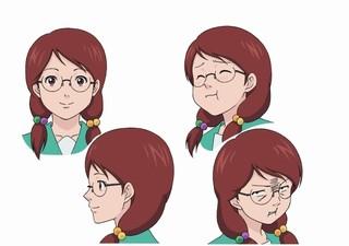 目良千里(CV.内田真礼)