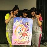 「魔法少女?なりあ☆がーるず」ゲネプロ後の囲み取材でキャスト陣が「魔法少女」トークに花を咲かせる