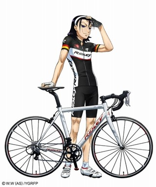 「弱虫ペダル」東堂尽八が愛用する世界的自転車メーカー・リドレーとのコラボレーションが実現