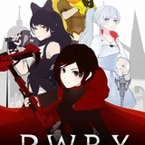 「RWBY Volume 2」キービジュアル
