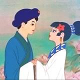日本初 フルカラー長編アニメ「白蛇伝」