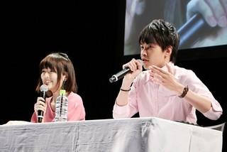 「学戦都市アスタリスク」のWEBラジオ出張版が開催 加隈亜衣と田丸篤志がミニゲームで決闘