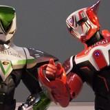「東京国際アニメフェア2013」ヒーローショーが初映像化