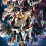 「ブブキ・ブランキ」続編、10月から放送開始!最新キービジュアル&PV公開