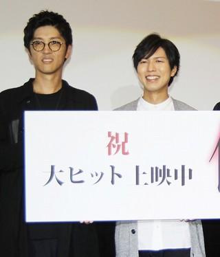 櫻井孝宏(左)と神谷浩史