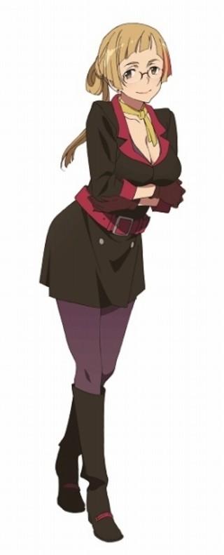 エルヴィラ (CV:花澤香菜)