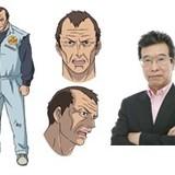 高岡拳太郎役を田中亮一が担当