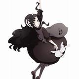 ハードゴア・アリス(CV:日高里菜): 黒いエプロンドレス姿の魔法少女。自分から発言することはほとんどなく、無表情で何を考えているのか分からない。常にうさぎのぬいぐるみを一緒に連れ歩く。なにやらスノーホワイトを捜しているようだが……。 魔法:どんなケガをしてもすぐに治るよ 非常に強力な再生能力を持っている。普通のケガはもちろん、身体の一部が分断されても、少しずつ再生して元通りになってしまうぞ。