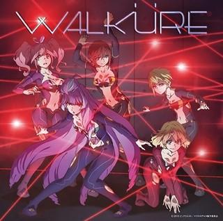 2ndアルバム「Walküre Trap!」