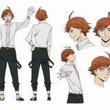 吉野裕行「文豪ストレイドッグス」第2クールにマーク・T役で出演決定